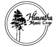 Hiawatha Ad logo